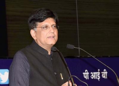 President Kovind's words are encouraging for railway family: Goyal   President Kovind's words are encouraging for railway family: Goyal