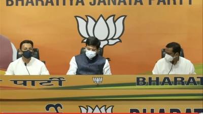 Congress gets big jolt, Jitin Prasada joins BJP | Congress gets big jolt, Jitin Prasada joins BJP