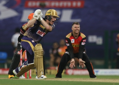 Morgan confident he'll be fit for KKR's opener | Morgan confident he'll be fit for KKR's opener