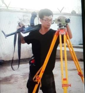 Chinese men start arming themselves at CPEC project sites in Pak | Chinese men start arming themselves at CPEC project sites in Pak