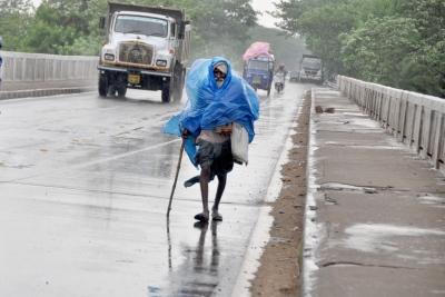 Low pressure to bring heavy rain in Odisha till Monday | Low pressure to bring heavy rain in Odisha till Monday