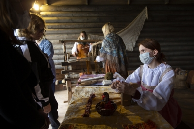 Russia adds 22,804 Covid-19 infections | Russia adds 22,804 Covid-19 infections