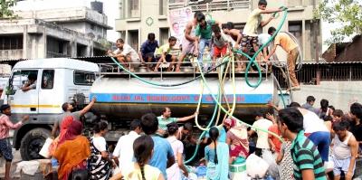 Parts of Delhi to face water shortage till Sep 17: DJB   Parts of Delhi to face water shortage till Sep 17: DJB