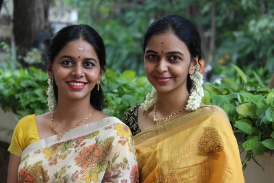 Starting young was blessing: Anahita & Apoorva | Starting young was blessing: Anahita & Apoorva