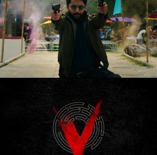 Why Telugu superstar Nani's new film is called 'V'   Why Telugu superstar Nani's new film is called 'V'