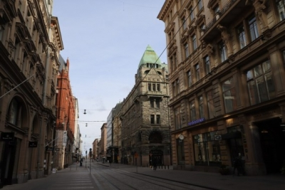Finland declares state of emergency   Finland declares state of emergency