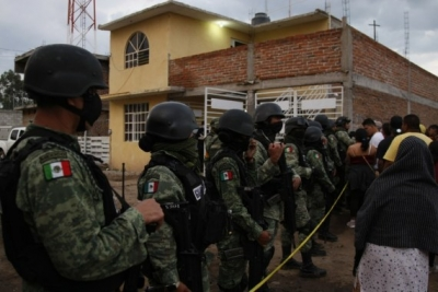 Homicides in Mexico fall 3.5% in 1st half of 2021   Homicides in Mexico fall 3.5% in 1st half of 2021