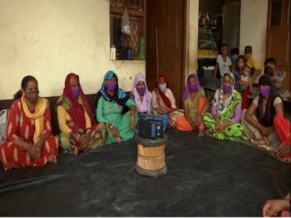 COVID-19: Mewat Community radio in Haryana brings in awareness among people on coronavirus | COVID-19: Mewat Community radio in Haryana brings in awareness among people on coronavirus