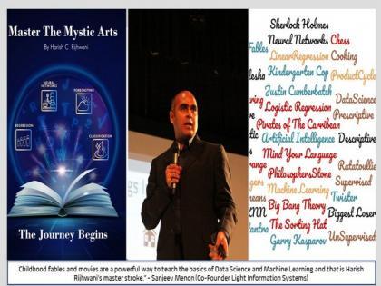 Harish C Rijhwani launches his third book 'Master the Mystic Arts' - Data Science Demystified through Fiction! | Harish C Rijhwani launches his third book 'Master the Mystic Arts' - Data Science Demystified through Fiction!
