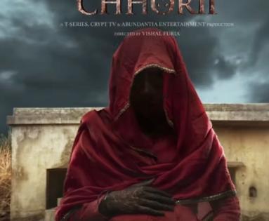 Nushrratt Bharuccha offers a glimpse of horror movie 'Chhorii'   Nushrratt Bharuccha offers a glimpse of horror movie 'Chhorii'