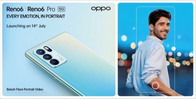 OPPO Reno6 Pro 5G is high on style, performance   OPPO Reno6 Pro 5G is high on style, performance