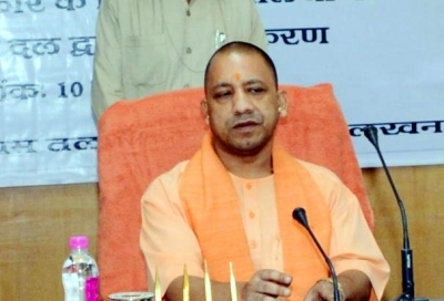 Yogi inaugurates oxygen plant in Modinagar   Yogi inaugurates oxygen plant in Modinagar