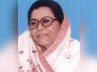 Assam's sole woman CM Syeda Anwara Taimur passes away | Assam's sole woman CM Syeda Anwara Taimur passes away