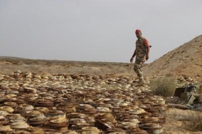 Landmine blast in Yemen's Hodeidah injures 15 | Landmine blast in Yemen's Hodeidah injures 15