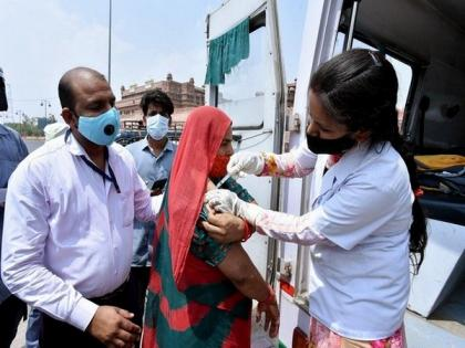 India creates history by administering over 2.50 COVID-19 vaccine doses on PM Modi's birthday | India creates history by administering over 2.50 COVID-19 vaccine doses on PM Modi's birthday
