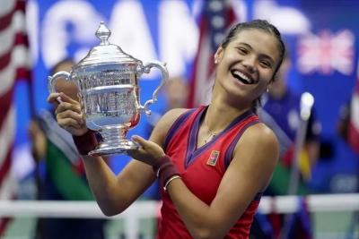 Emma Raducanu sees massive jump of 127 spots in WTA rankings   Emma Raducanu sees massive jump of 127 spots in WTA rankings