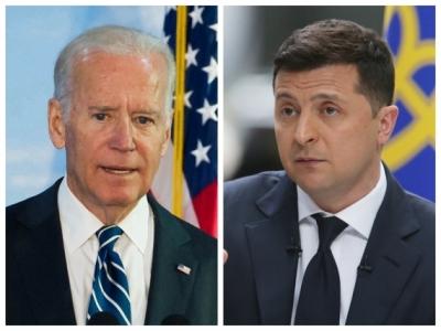 Biden to host Ukrainian Prez on Aug 30 at White House | Biden to host Ukrainian Prez on Aug 30 at White House