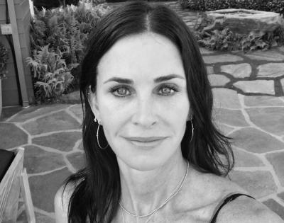 Courtney Cox is real-life Monica Geller from 'Friends'   Courtney Cox is real-life Monica Geller from 'Friends'