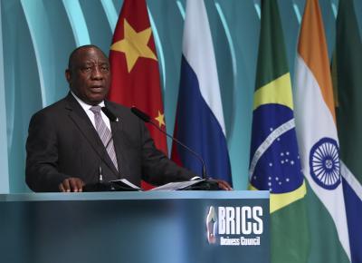 S.Africa benefited from BRICS: Prez | S.Africa benefited from BRICS: Prez