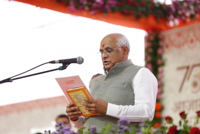Swearing-in of new Gujarat cabinet on September 16 | Swearing-in of new Gujarat cabinet on September 16