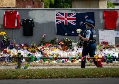 Christchurch mosque gunman sentenced to life imprisonment | Christchurch mosque gunman sentenced to life imprisonment