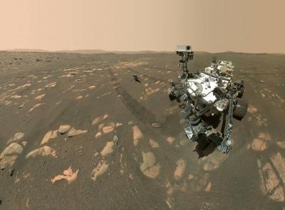 NASA's self-driving Mars Rover begins search for signs of ancient life | NASA's self-driving Mars Rover begins search for signs of ancient life