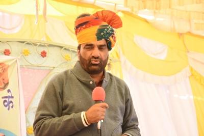 Rajasthan MP declared Covid negative again; questions ICMR   Rajasthan MP declared Covid negative again; questions ICMR