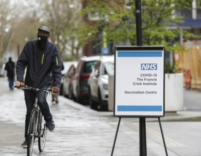UK unveils financial aid to boost cycling, walking   UK unveils financial aid to boost cycling, walking