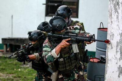 Philippines to deploy 4,500 more troops to fight terrorists in southern islands | Philippines to deploy 4,500 more troops to fight terrorists in southern islands