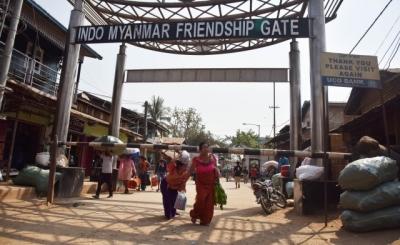 733 Myanmar refugees living in Mizoram   733 Myanmar refugees living in Mizoram