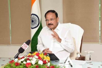 Vice President visits GMR Valakashmi Foundation | Vice President visits GMR Valakashmi Foundation