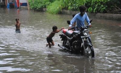 Very heavy rains batter Delhi-NCR, northwest India   Very heavy rains batter Delhi-NCR, northwest India