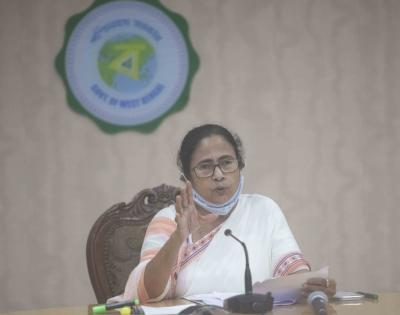 Mamata announces cancellation of Class X, XII board exams   Mamata announces cancellation of Class X, XII board exams