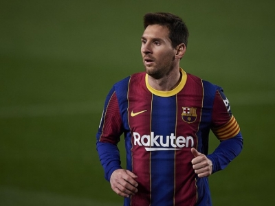 Messi hat-trick keeps Argentina on track for Qatar   Messi hat-trick keeps Argentina on track for Qatar