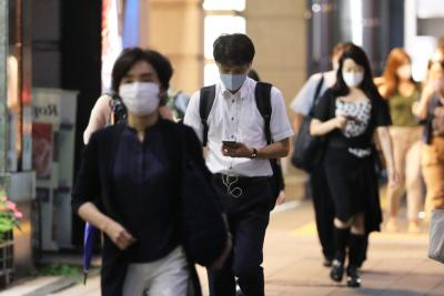 Japan reports 8,393 new Covid infections | Japan reports 8,393 new Covid infections