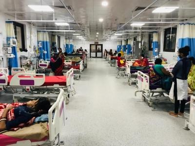 Child tests positive for scrub typhus in Delhi hospital | Child tests positive for scrub typhus in Delhi hospital