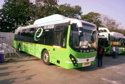 Delhi to start getting 300 e-buses from Jan 2022: DTC | Delhi to start getting 300 e-buses from Jan 2022: DTC