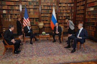 Putin, Biden discuss cybersecurity, Syria | Putin, Biden discuss cybersecurity, Syria