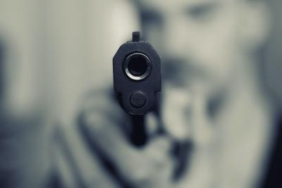 Karnataka Police shoot, arrest two accused in bank murder case   Karnataka Police shoot, arrest two accused in bank murder case