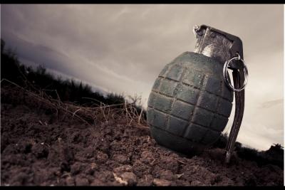 3 civilians injured in J&K grenade attack | 3 civilians injured in J&K grenade attack