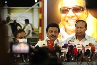 DMK to highlight HC's rebuttal of BJP's plea against NEET panel | DMK to highlight HC's rebuttal of BJP's plea against NEET panel