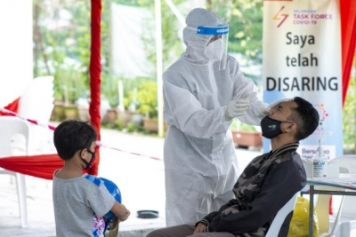 Malaysia sees fresh high of 17,786 daily Covid-19 cases   Malaysia sees fresh high of 17,786 daily Covid-19 cases
