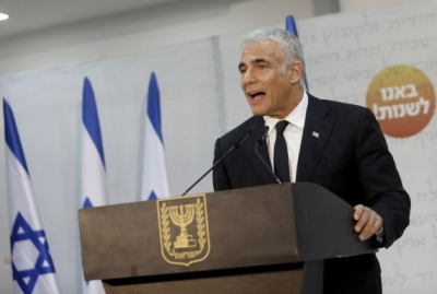 Israel oppn leader says coalition deal reached to oust PM | Israel oppn leader says coalition deal reached to oust PM