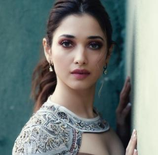 Tamannaah comes to grips with 'Telangana dialect' for 'Seetimaarr'   Tamannaah comes to grips with 'Telangana dialect' for 'Seetimaarr'
