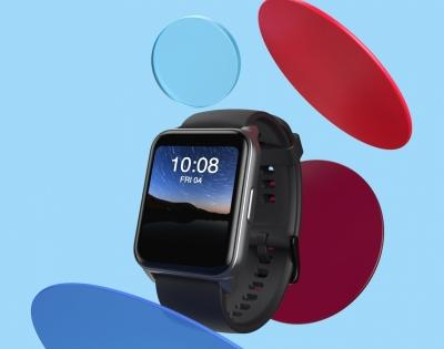 realme's DIZO brand launches its first affordable smartwatch   realme's DIZO brand launches its first affordable smartwatch