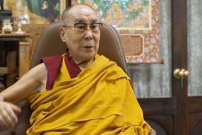 Dalai Lama's close aides in Pegasus project data | Dalai Lama's close aides in Pegasus project data