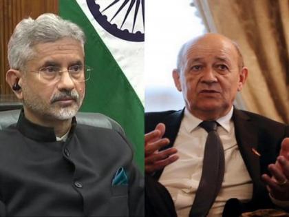New York: Jaishankar to hold bilateral with French counterpart today   New York: Jaishankar to hold bilateral with French counterpart today