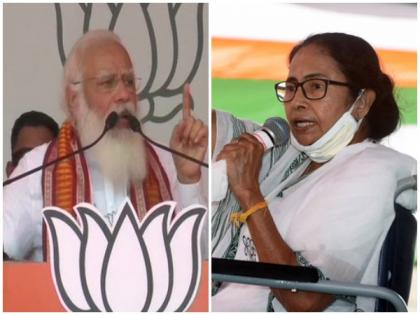 PM Modi congrats Mamata for TMC's performance, says Centre will continue to support Bengal | PM Modi congrats Mamata for TMC's performance, says Centre will continue to support Bengal