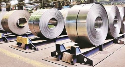 Large steel makers gained market share last fiscal: Crisil   Large steel makers gained market share last fiscal: Crisil