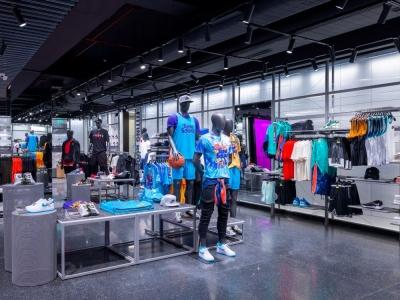 Inside Nike's new store | Inside Nike's new store
